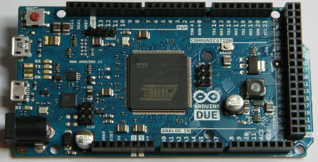 Arduino Due 32bit development board
